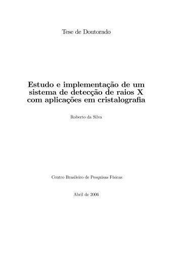Download do PDF - CBPFIndex