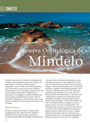 Reserva Ornitológica de Mindelo - 2Pontos