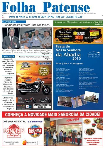 nº 902 - Folha Patense