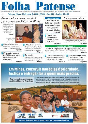 nº 893 - Folha Patense