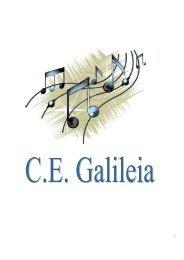 Livro de Musicas - Centro Espírita Galiléia