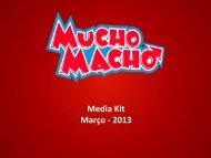 Baixe nosso Media Kit - Mucho Macho