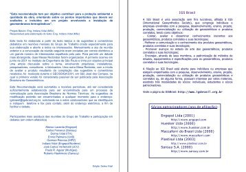 Apresentação do PowerPoint - IGS Brasil