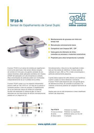 TF16-N Ficha Tecnica - Portuguese - Digitrol