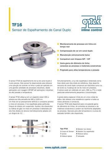 TF16 Ficha Tecnica - Portuguese - Digitrol