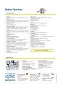 TF16 Ficha Tecnica - Portuguese - Digitrol - Page 2