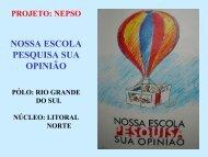 nepso 2007 - Prefeitura Municipal de Porto Alegre