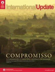 COMPROMISSO - Os Gideões Internacionais no Brasil