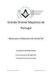 Grande Oriente Maçónico de Portugal