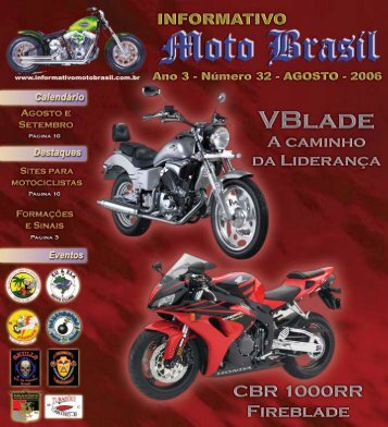 Página 1 - Informativo Moto Brasil