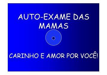 AUTO-EXAME DAS MAMAS - jmcprl