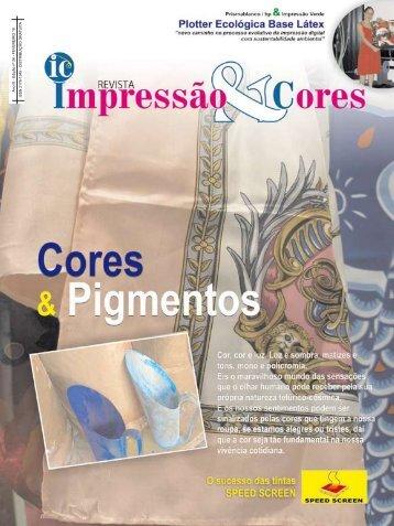 Edição 26 - Revista IMPRESSÃO & CORES