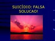 Videoaula 09 - O tratamento dos espíritos suicidas. - Espiritizar