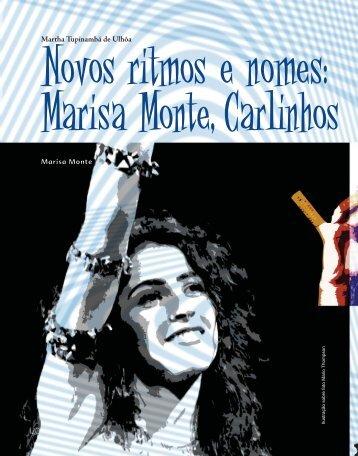 Marisa Monte, Carlinhos - Livros Grátis