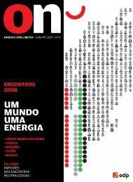 UM MUNDO UMA ENERGIA - Edp