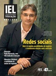 Redes sociais - IEL