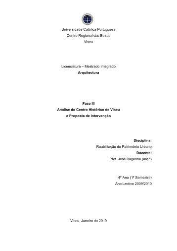 Grupo 2_RPU -FASE III - TEXTO.pdf - Molar - Universidade Católica ...