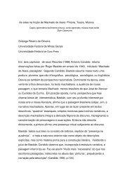 As artes na ficção de Machado de Assis: Pintura ... - FALE - UFMG