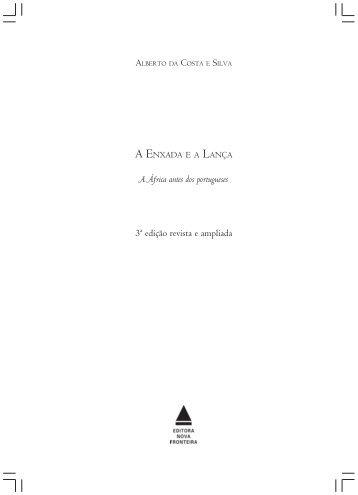 A África antes dos portugueses 3ª edição revista ... - Casa das Áfricas