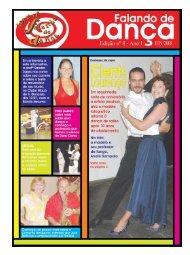 Ed. 008 - Agenda da Dança de Salão