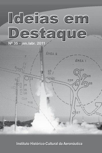 Ideias nº 35 - incaer - Força Aérea Brasileira