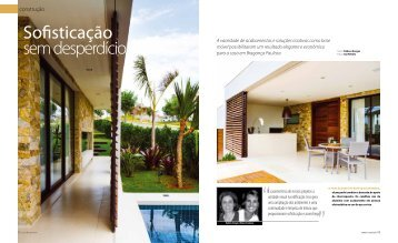 Crestana & Crespi na revista Construção