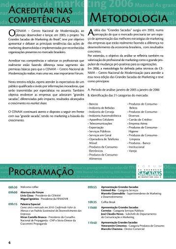 Arquivo PDF 3 - CENAM - Centro Nacional de Modernização