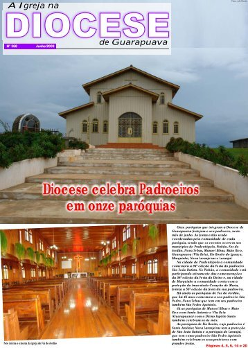 368 - Junho 2009 - Diocese de Guarapuava
