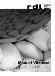 Manuel Vilanova - Asociación de Escritores en Lingua Galega