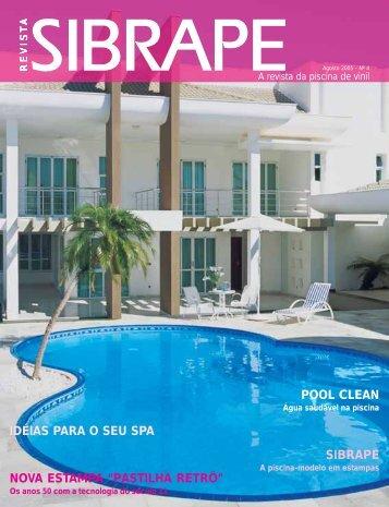 Agosto de 2005 - Sibrape