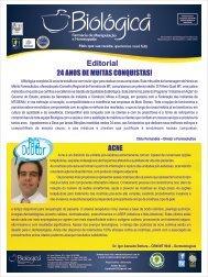 Informativo Junho 2012 - Farmácia Biológica