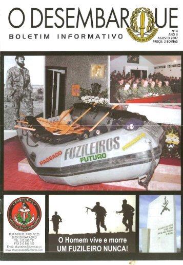 BOLETIM INFORMATIVO - Associação de Fuzileiros