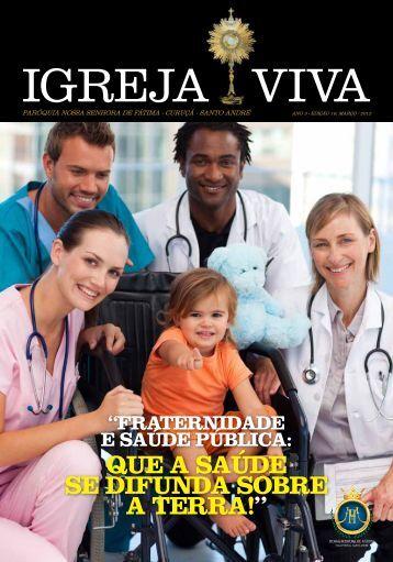 Revista Igreja Viva, Março de 2012 - Paróquia Nossa Senhora de ...