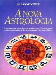 19 - A NOVA ASTROLOGIA