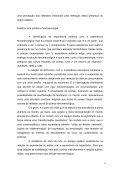 DA INVISIBILIDADE DO VISÍVEL: A EXPERIÊNCIA ... - UFG - Page 4