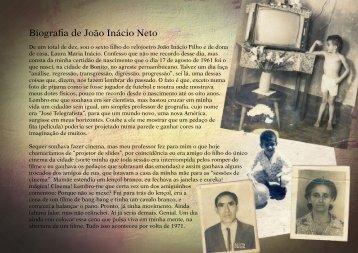 Biografia de João Inácio Neto