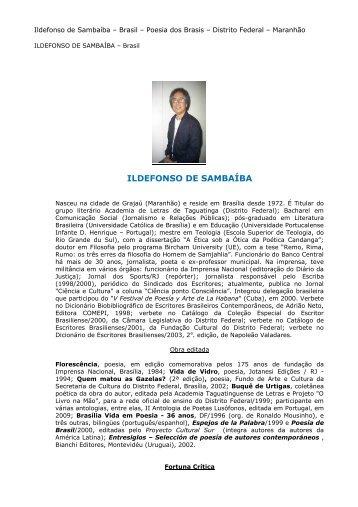 Ildefonso de Sambaíba - Antonio Miranda