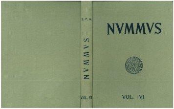 Nummus : Boletim da Sociedade Portuguesa de Numismática