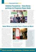 Senac Minas tem novo 0800 - Senac Minas Gerais - Page 6