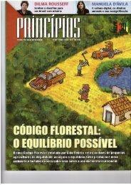 Verdades e virtudes do novo Código Florestal - Bernardo Santana