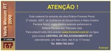 ATENÇÃO ! - Justiça Total