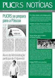 Edição 292 - de 08/04/2009 a 14/04/2009 - pucrs