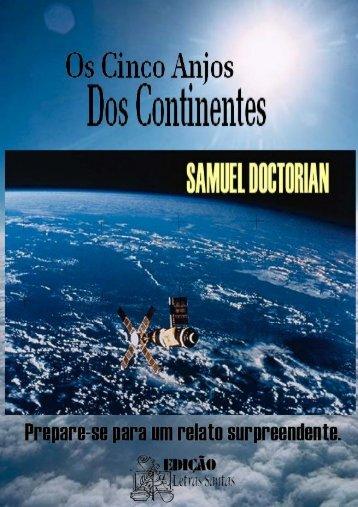 OS CINCO ANJOS DOS CONTINENTES - IEGC