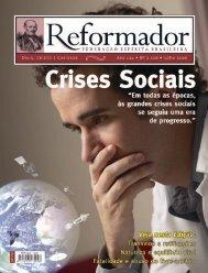 reformador julho 2006 - Federação Espírita Brasileira