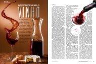 especial: ingredientes para o vinho
