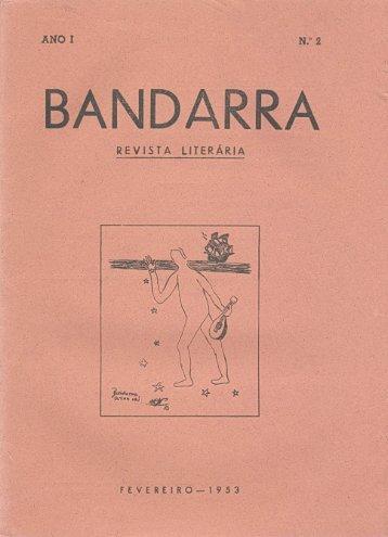 Revista Bandarra nº 2 ano 1 - Página Literária do Porto