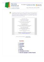 Revista Eletrônica 69ª Edição - Tribunal Regional do Trabalho da 4ª ...