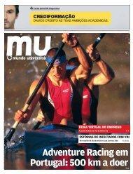 Adventure Racing em Portugal: 500 km a doer - Mundo Universitário