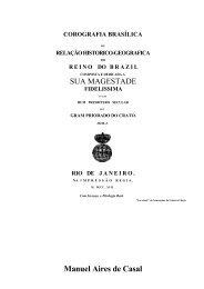 Corografia Brasílica - Biblioteca Digital da PUC-Campinas
