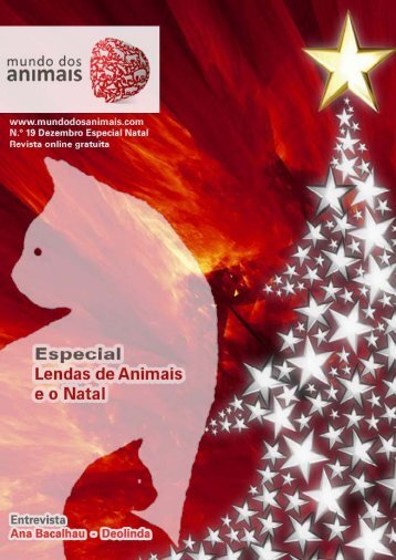 Revista Animais - Mundo dos Animais